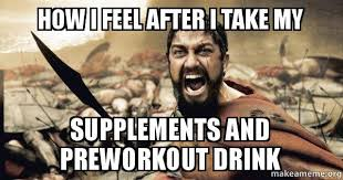 Pre Workout Meme - are pre workout supplements safe chrisbalmert com