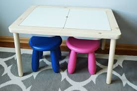 Ikea Table Top Hack The Best Lego Table Ikea Hack Whisking Mama