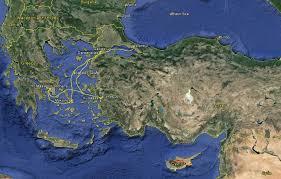 Bosporus Strait Map Turkey U2013 Bosphorus Strait 2nd Time Judy And David U0027s Gap Year