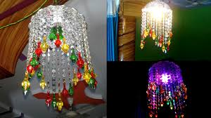how to make lights hanging decoration diy door wall hanging