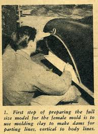 how to mold a fiberglass part page 1 of 1 car craft s building a sorrell fiberglass sports car part 2 the