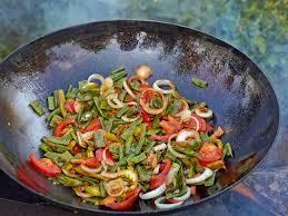 cuisiner wok wok végétarien recette de wok végétarien marmiton