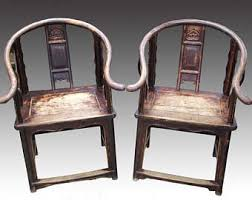 Chinese Armchair 1800s Wood Chair Etsy