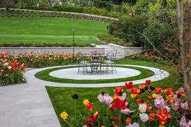 immagini di giardini fioriti giardino pensile dal ben giardini