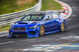 subaru wrc watch the subaru wrx sti type ra nbr special set nurburgring lap