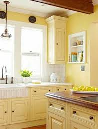 Wood Cabinet Colors Kitchen Chalk Painted Kitchen Cabinets 2 Years Later Kitchens Chalk
