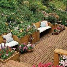 Backyard Ideas For Sloping Yards Best 25 Sloped Backyard Ideas On Pinterest Sloped Backyard