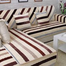 slipcovers for sofas with cushions modern plush slipcovers stretch sofa covers striped seat