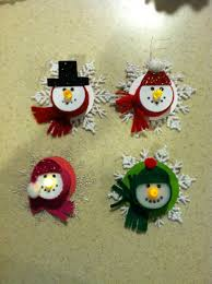 snowman family made from tea lights christmas pinterest