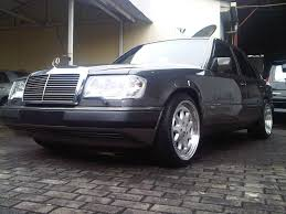 1992 mercedes benz 300e w124 sportline u2013 garasi 64