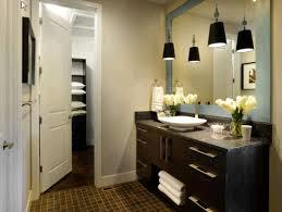 Contemporary Bathroom Closet Designs Design Home Interior T To - Closet bathroom design