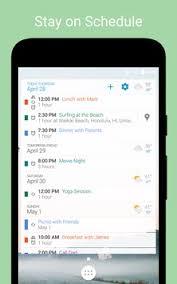 agenda apk digical calendar agenda apk free productivity app for