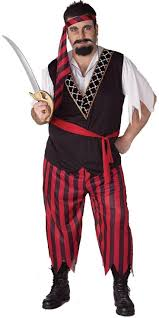 funny homemade costumes for adults pirate wench costume party