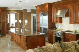 how to finish the top of kitchen cabinets cabinet top kitchen choosing the best finish for kitchen cabinets