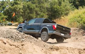 nissan titan off road first drive 2017 nissan titan automotive news and advice