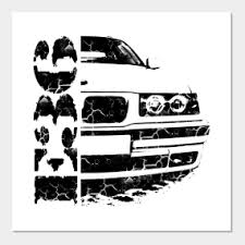 bmw car posters bmw e36 posters and arts teepublic
