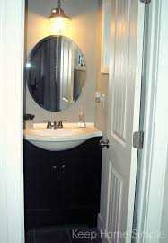 Home Bathroom Keep Home Simple Our Split Level Fixer Upper