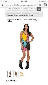 nightmare before christmas halloween costume sally on the hunt