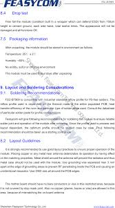 fsc bt909 bluetooth module user manual shenzhen feasycom