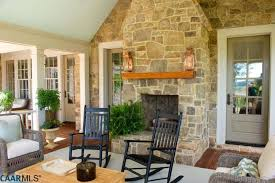 southern living porches tour the fox hill a beautiful southern living plan home
