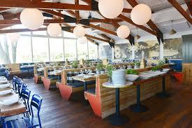 the setting at ruschmeyer u0027s in montauk where pamela love u0027s