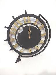 buy anchor shape clock online craftsvilla