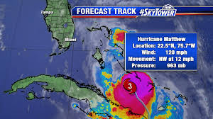 The Bahamas Map Matthew Moving Into The Bahamas Headed For Florida