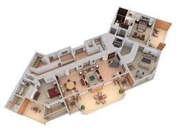 Grand Beach Resort Orlando Floor Plan by Wa Grand Wailea 3d Floor Plans