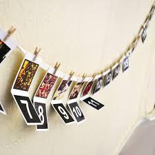 personalised photo christmas advent calendar advent calendars