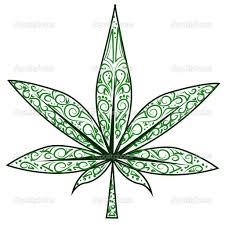 marijuana leaf tattoo art photo 2 2017 real photo pictures