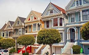 the painted ladies of san francisco amusing planet