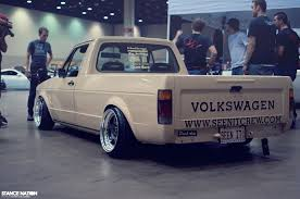 volkswagen truck a caddy from heaven stancenation form u003e function