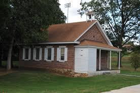file one room schoolhouse cumberland county pa jpg wikimedia