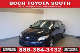 boch toyota south used cars used cars for sale used car dealership in attleborough ma