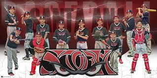 Arkansas travel team images Custom baseball team banner moundville storm baseball team jpg