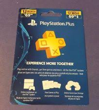 ps4 gift card sony playstation ps4 gift card 1 00 ct ebay