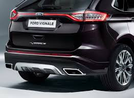ford jeep 2016 ford luxes up edge kuga mondeo u0026 s max with vignale makeover