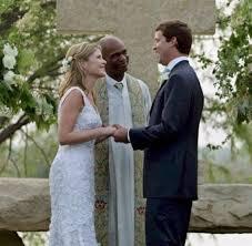bush wedding dress bush wedding bush s wedding at s ranch welt