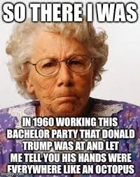 Funny Old Lady Memes - old lady imgflip