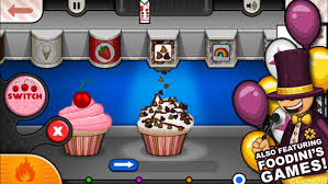 jeux de cuisine papa cupcakeria papa s cupcakeria to go for iphone ipod touch and android phones