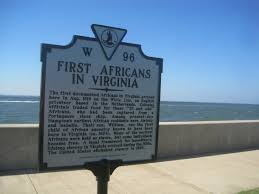 virginia first thanksgiving aug 20 1619 first africans in virginia zinn education project