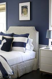 navy blue boy bedroom design ideas