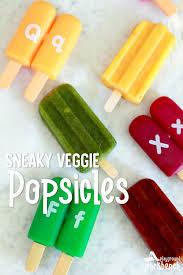 sweet summer treat sugar free popsicles with hidden veggies
