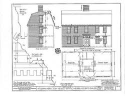 house plans historic timber framed gambrel roof colonial home plans historic wood