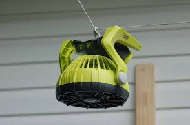 ryobi fan and battery ryobi 18v one plus hybrid fan review and giveaway ptr
