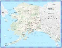 Road Map Of Alaska by Alaskan Weredork A Style Diary Alaska Saturdays