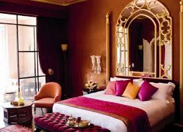 Moroccan Home Decor Elegant Moroccan Bedrooms On Designing Home Inspiration With