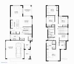 house plans single story single level home plans the best 4 bedroom house plans unique