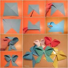 cara membuat bunga dari kertas pita jepang 5 cara paling simple membuat pita dari kertas do it yourself
