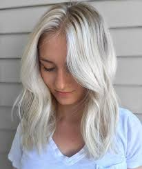 silver blonde haircolor 24 best summer hair colors for 2017